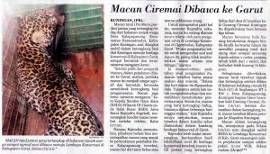Sumber: Harian Umum Pikiran Rakyat, edisi Kamis (18/10/2012).