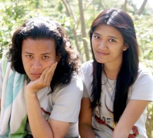 Zaman gondrong, Januari 2011.*