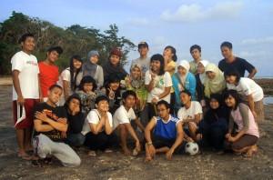 Tim KKN Sindangkerta, Unpad, 2009.*