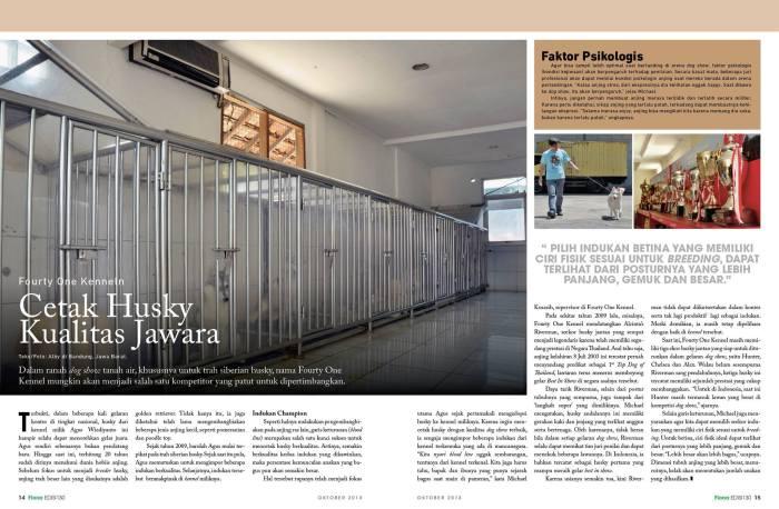 Majalah Flona edisi 130, Oktober 2013.*