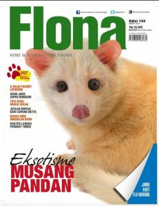 Majalah Flona edisi 123.*